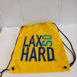 Lax So Hard Backsack Backpack